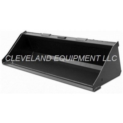 Low Profile Bucket - Standard Duty-Pic 1-Cleveland Equipment LLC