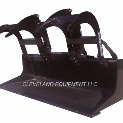 Grapple Bucket – LD - Pic001 - Cleveland Equipment LLC