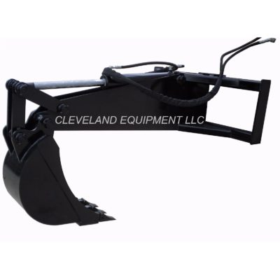 HD Backhoe Attachment - Pic 001 - Cleveland Equipment LLC
