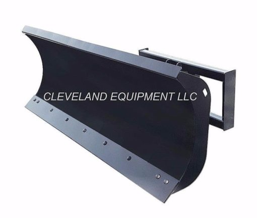 Snow Plow Attachment - CID HD -Pic001- Cleveland Equipment LLC