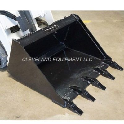 Mini Bucket with Teeth – Bobcat MT463-S70 -Pic001- Cleveland Equipment LLC