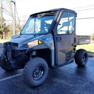 Polaris Brutus HD PTO Deluxe Utility Vehicle 01 - Cleveland Equipment LLC